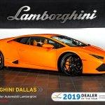 Used 2015 Lamborghini Huracan Lp610 4 For Sale Richardson Tx Stock 20l0211a Vin Zhwuc1zf3fla03398
