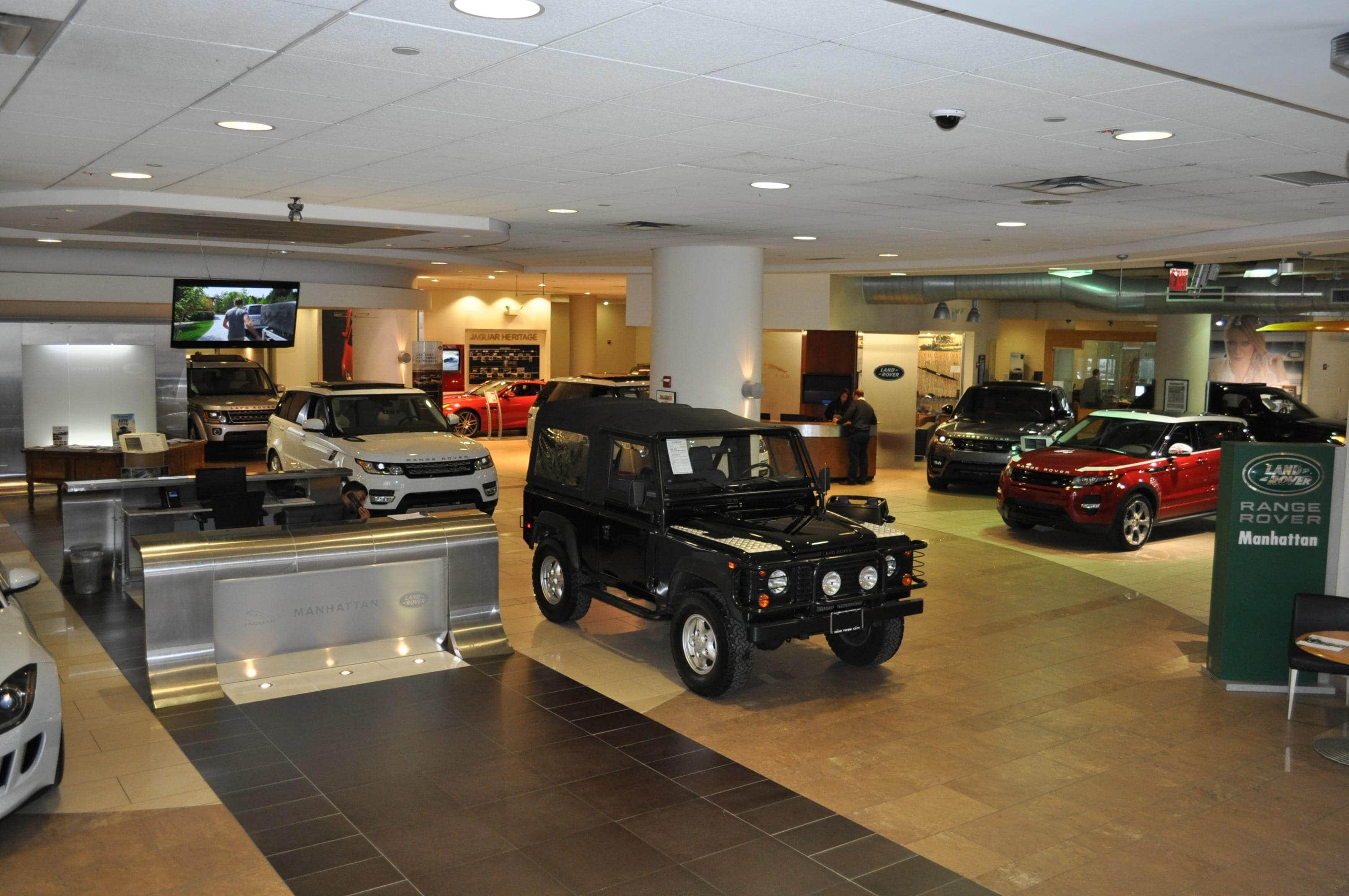 Land Rover Manhattan