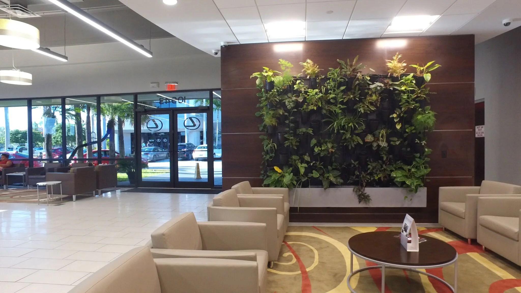 100 [ Lexus Dealership Interior ]