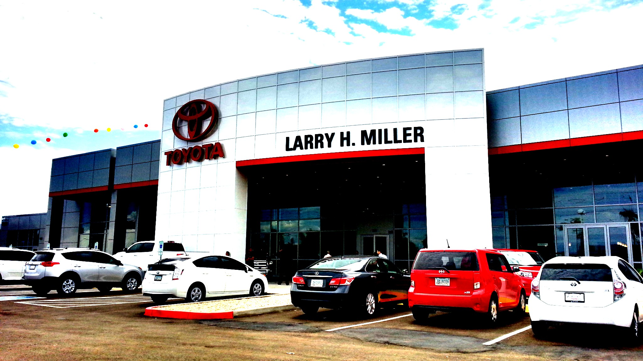 New Toyota & Used Car Dealer