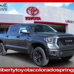 New Toyota Tundra For Sale Lease Colorado Springs Colorado Toyota Dealership Near Colorado Springs