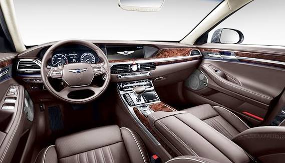 Genesis The New Hyundai Luxury Line Gurley Leep Hyundai
