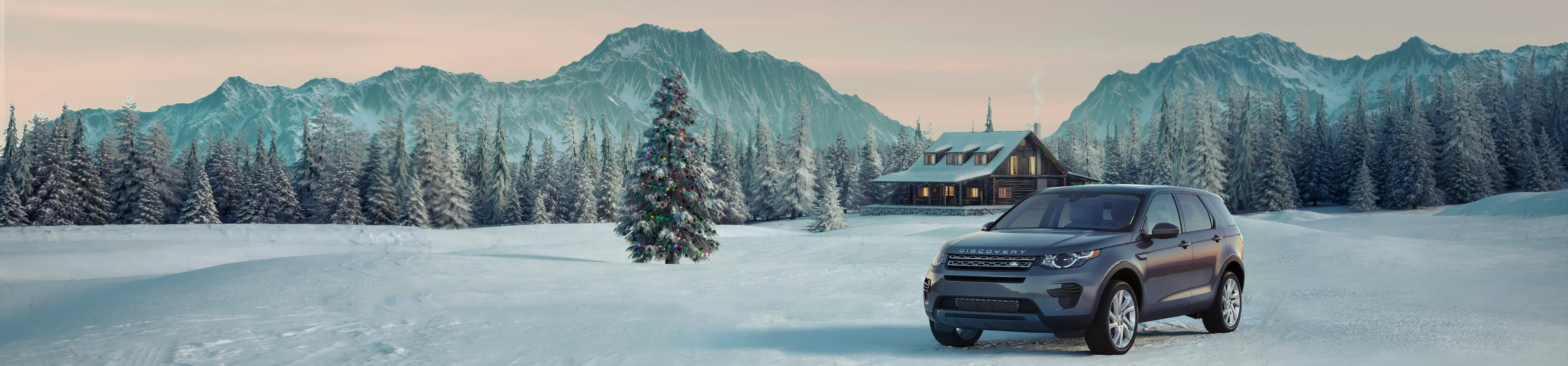 Buy or Lease Land Rover Discovery Sport near Boston Brookline