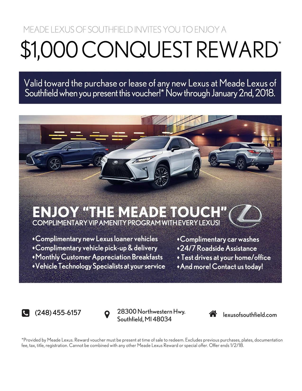Meade Lexus Southfield