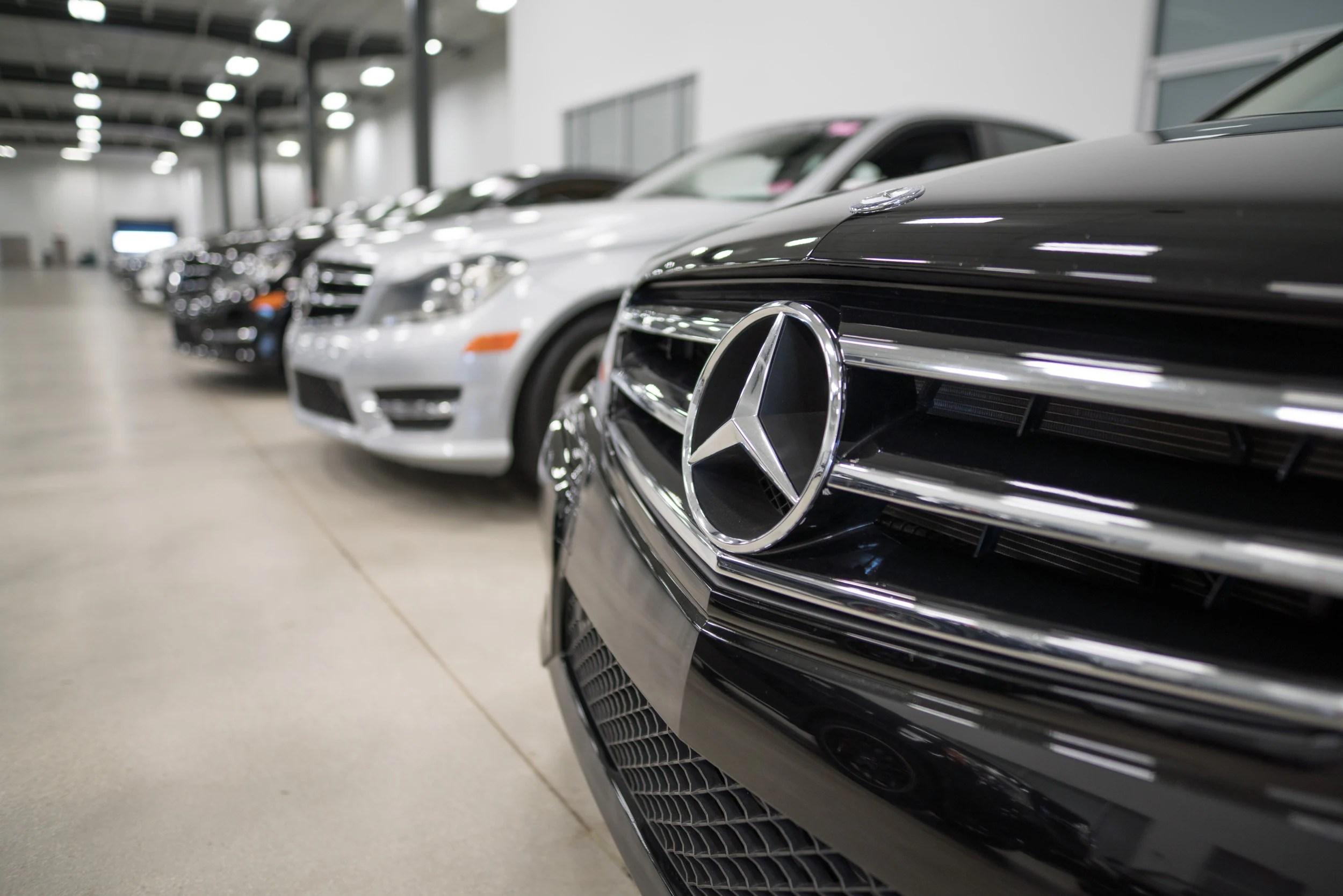 Mercedes Benz Dealership Near Me Houston TX