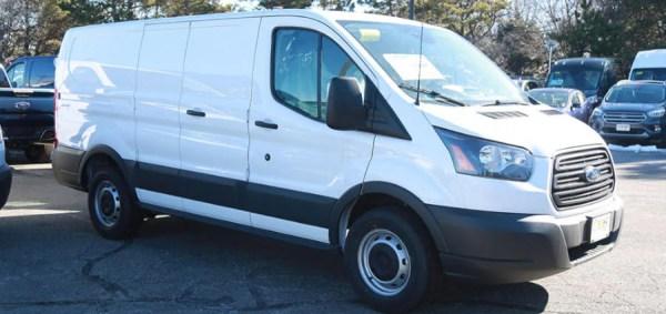 Ford Transit Work Vans In Boston, MA | New Transit At Muzi ...