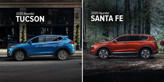 How does the hyundai santa fe sport compare to the toyota fj cruiser? 2020 Hyundai Tucson Vs 2020 Hyundai Santa Fe Wilmington Nc