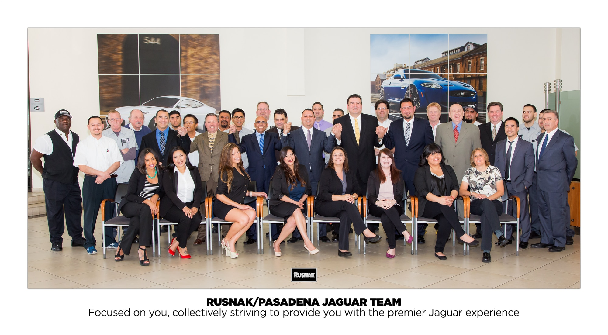 About Rusnak Pasadena Jaguar near Los Angeles & Beverly Hills