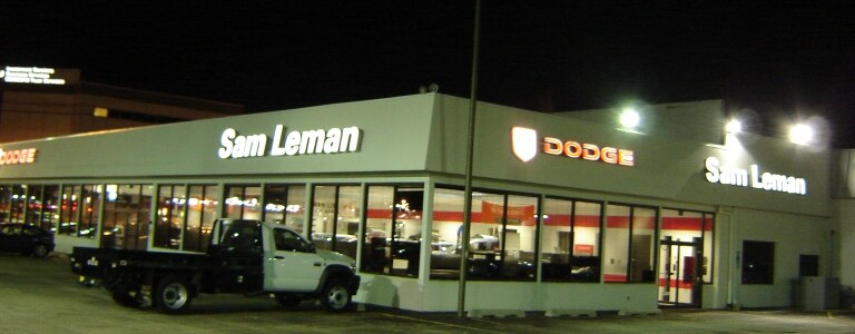 Sam Leman Chrysler Jeep Dodge Of Peoria Near Pekin