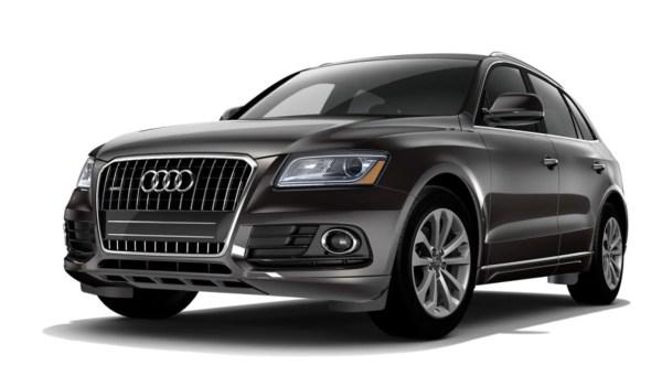 Lease The 2017 Audi Q5 Premium Plus at Audi Exchange
