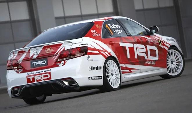 Toyota Racing Development TRD Parts   N Charlotte Toyota