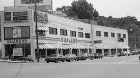 About Shaker Auto Shaker's Lincoln Mercury 1970