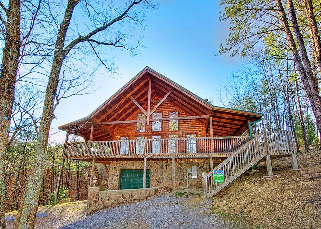 Pigeon Forge Cabin Als