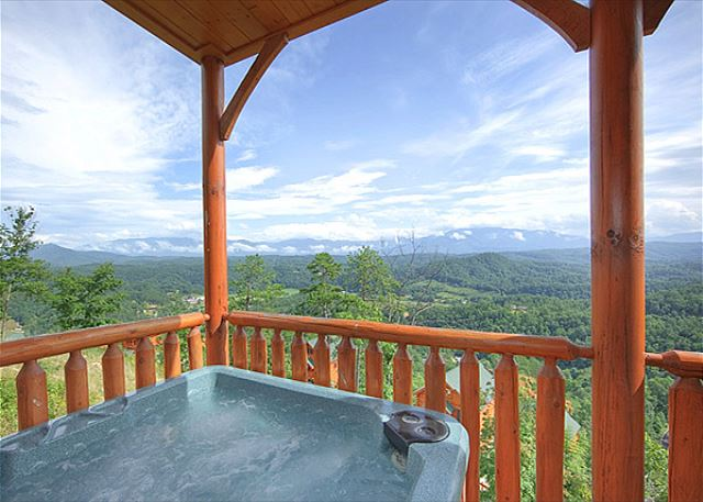 Tennessee Treasure 232 Luxury 2bedroom Cabin Legacy Resort Pigeon Forge Tn 2miles To Dollywood