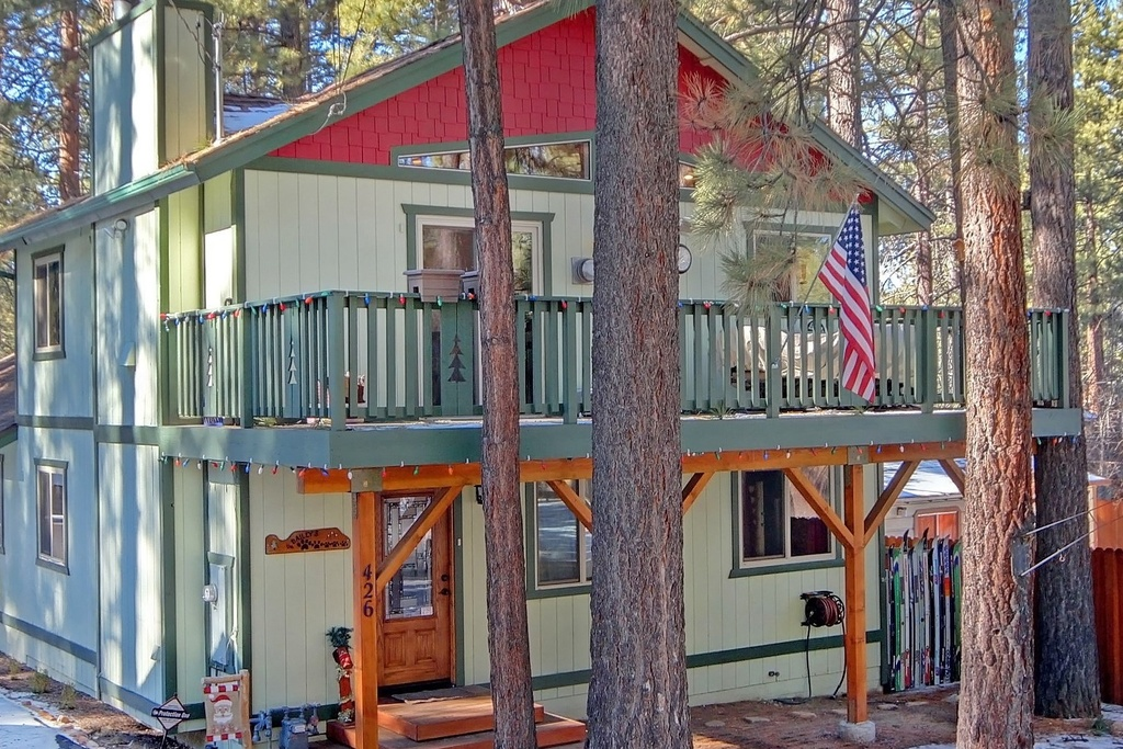 Modern Big Bear Home