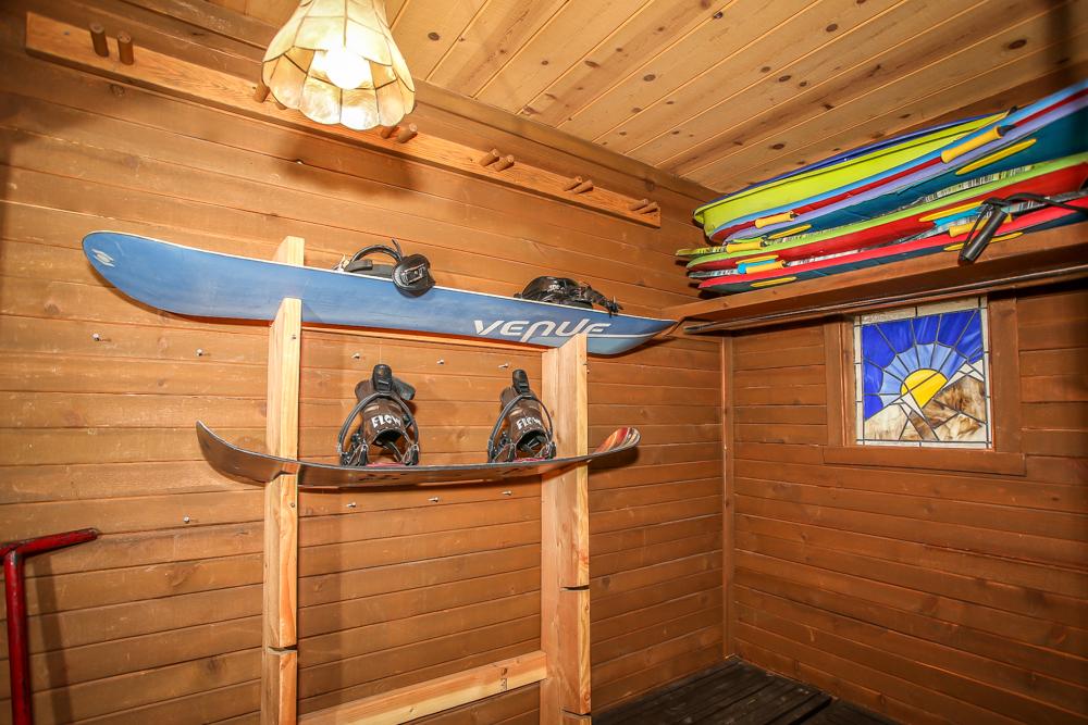 Ski Boarding Gear provided