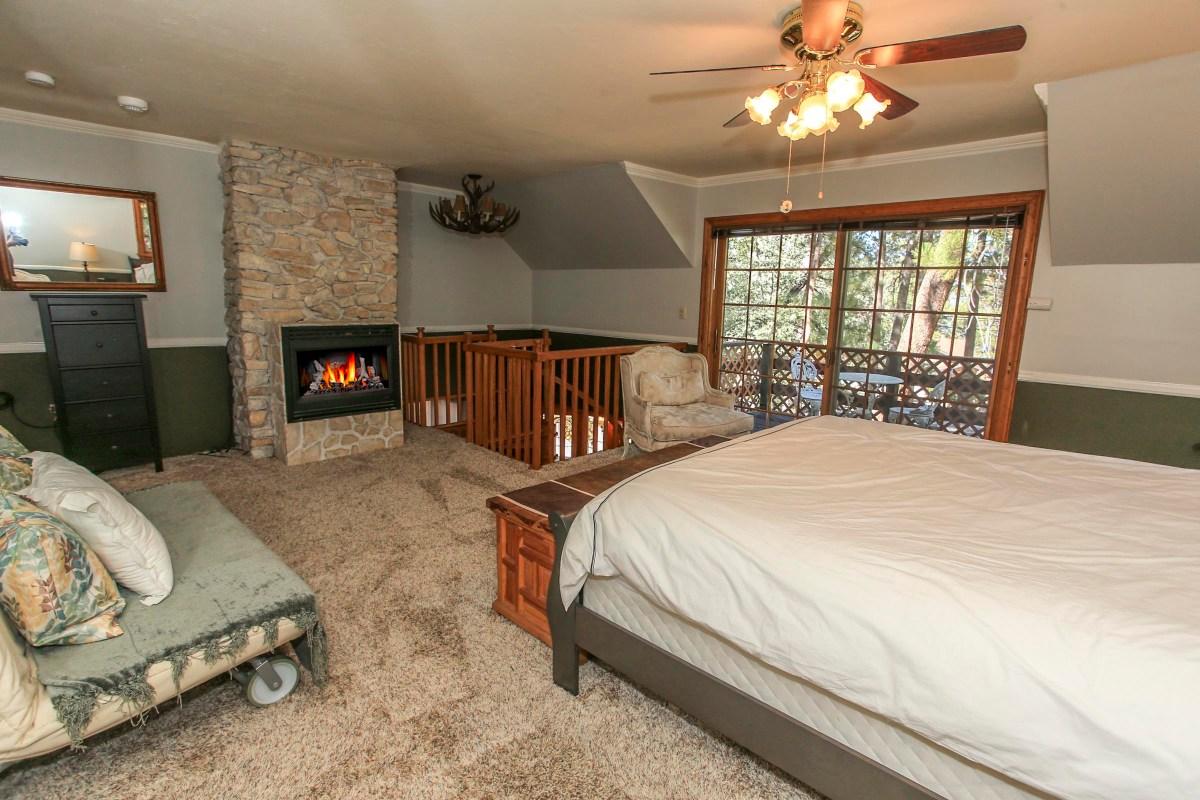 Bright Master Bedroom