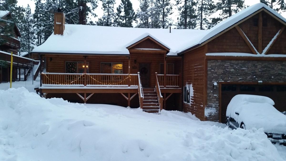 Enjoy a Big Bear winter!