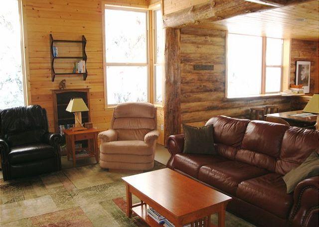 Dorrington, CA United States - Morton Family Cabin