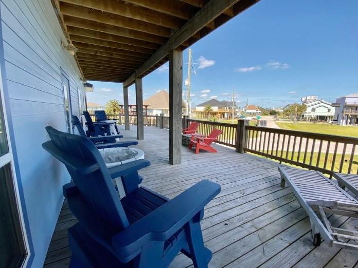 Bali Beach House - Vacation Rental in Crystal Beach,TX ...
