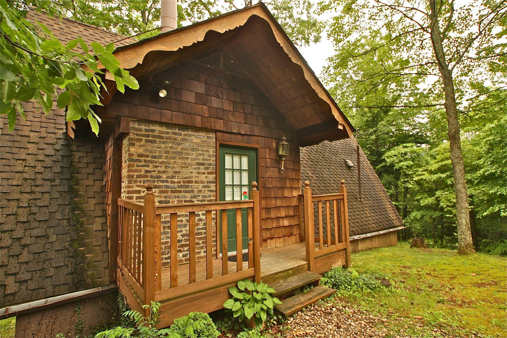 A 1 Bedroom Cabin In Gatlinburg,Tennessee