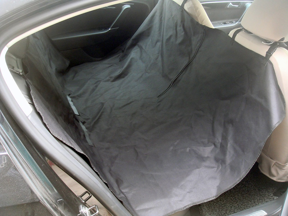 Dog Car Back Seat Cover Hammock Waterproof Home