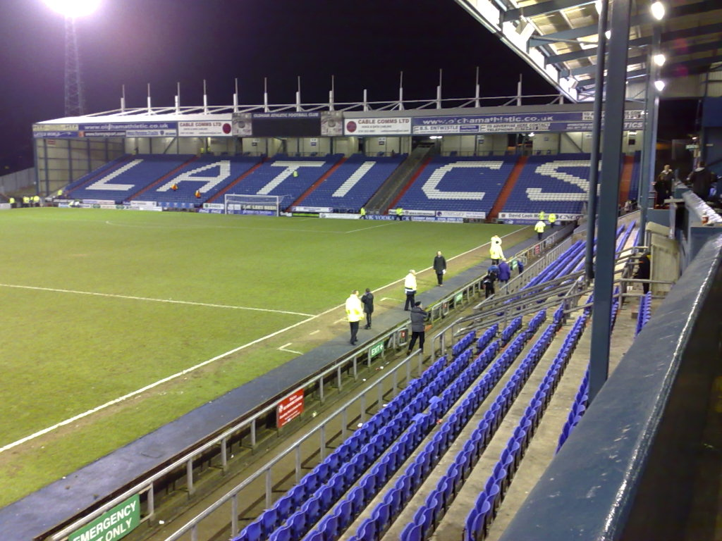 Image result for boundary park