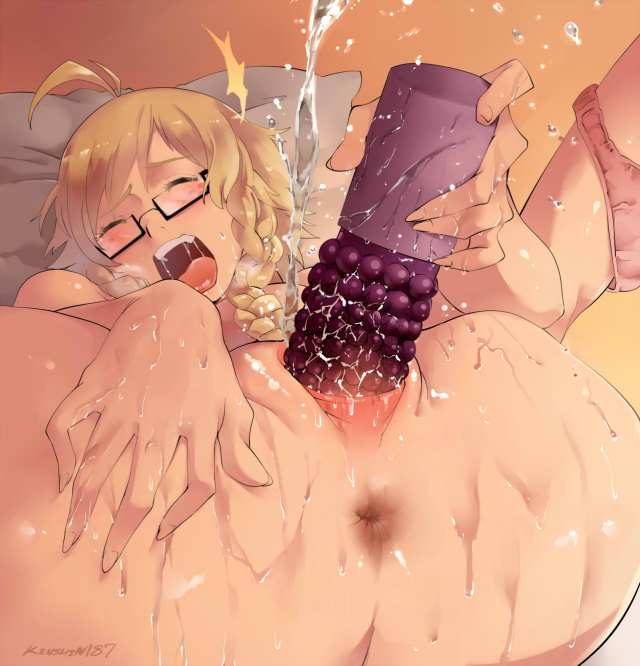 Abby Squirting By Kenshin187