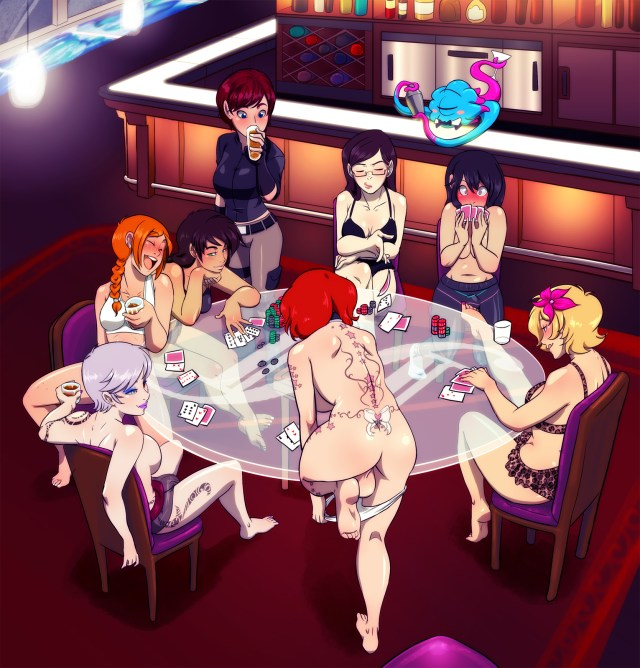 Hf Hotel Strip Poker