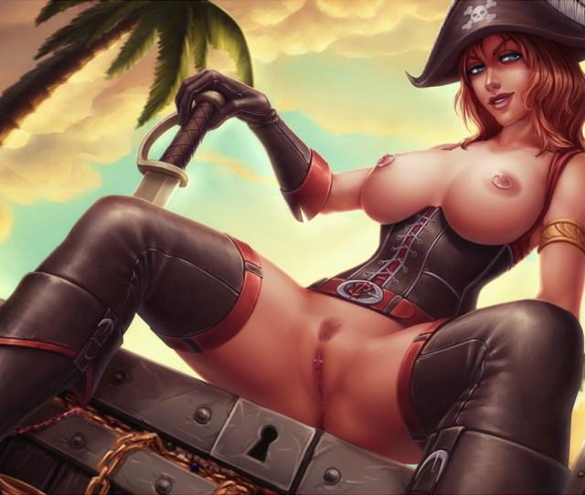 Porn Pirate Fantasy