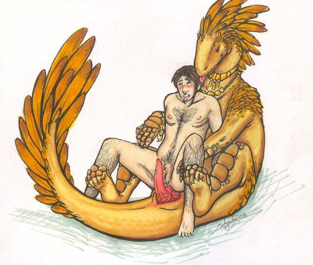 Dragon Porn For Hobbit By Zinkyufox