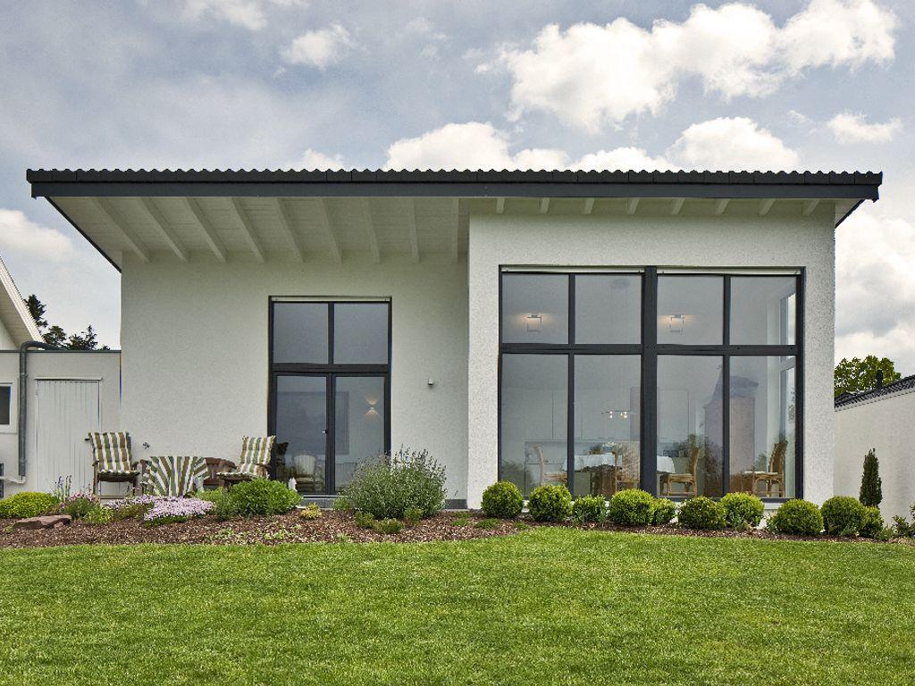 Fabulous Moderne Huser Satteldach Fgg With Moderne Huser