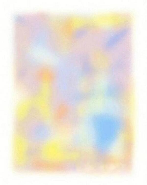mind blowing illusion - color disappear