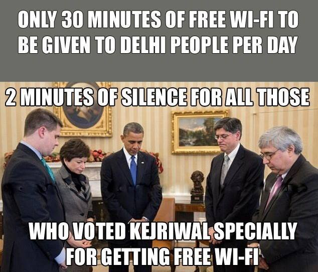 AAP government in Delhi