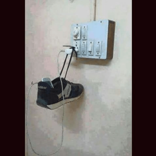 The best way to charge your mobile