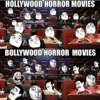 Bollywood vs Hollywood - horror movies