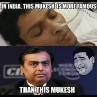 It is not necessary to be Ambani to be famous