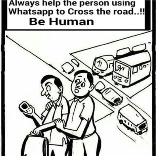 Please help the people using whatsapp