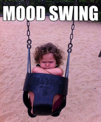 Its not just swing its mood swing