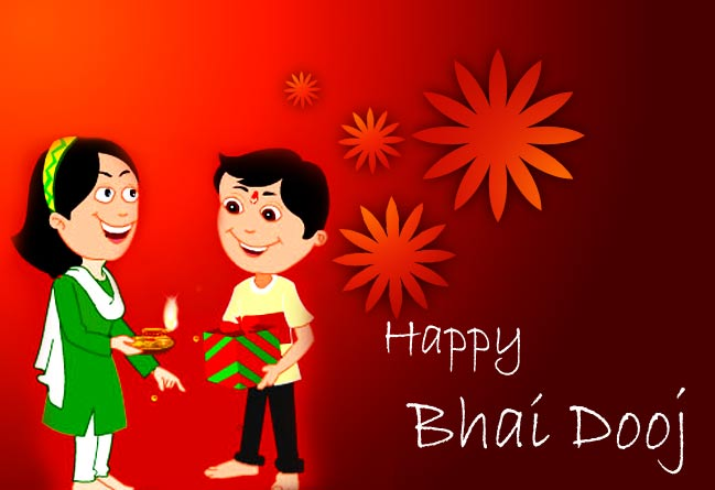 We wish you all a happy bhai dooj