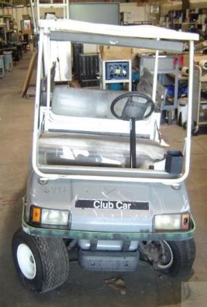 2001 Ingersoll Rand Club Car Carryall 6 Golf Cart | eBay