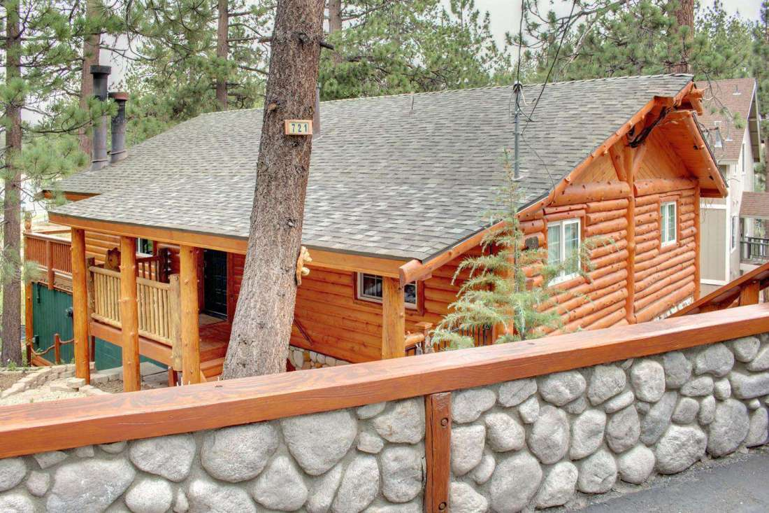 Cove Cabin Entry