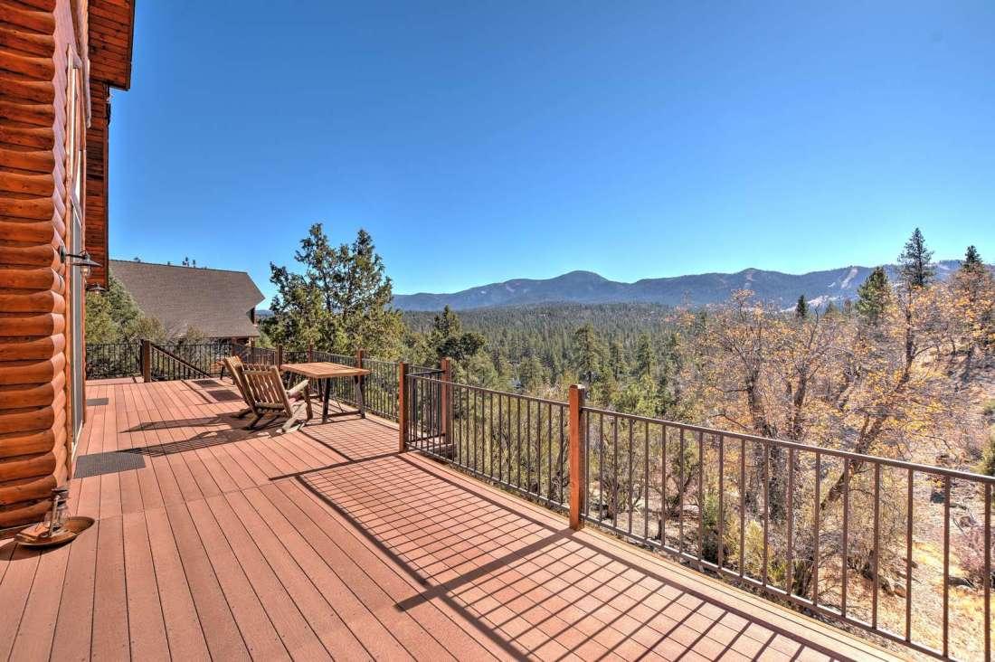 Did we say massive view decks!