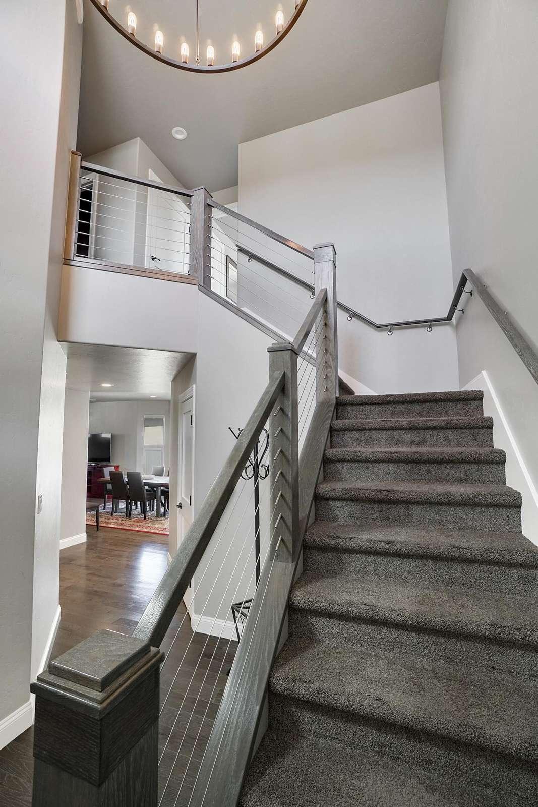 Hawk House IV Staircase