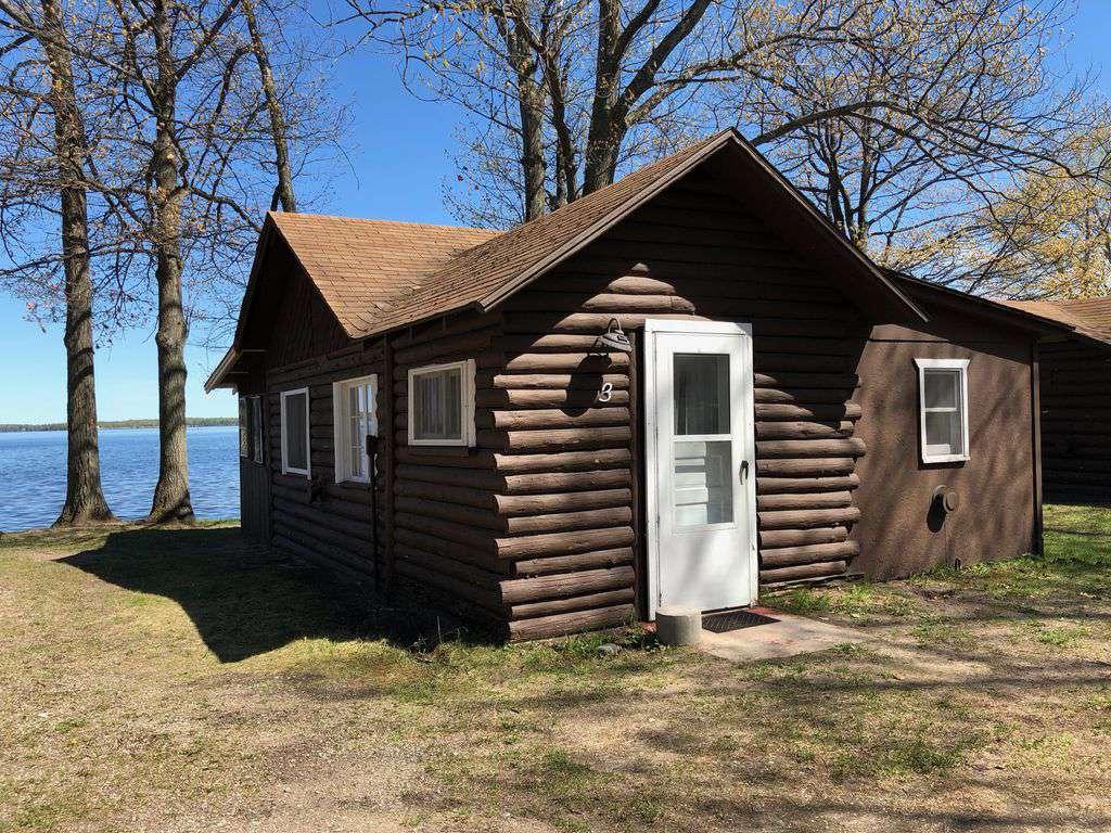 "Cabin #3 – ""Tamarack"" - property"