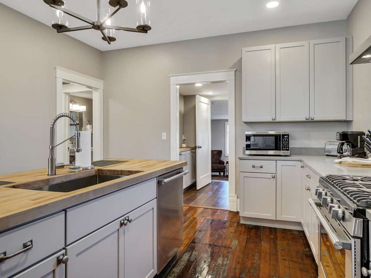 Atchee House I Vacation Rental - Large Kitchen area