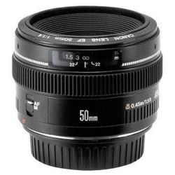 Objectif Canon EF - Objectif - 50 mm - f/1.4 USM - Canon EF - pour EOS 1000, 1D, 50, 500, 5D, 7D, Kiss F, Kiss X2, Kiss X3, Rebel T1i, Rebel XS, Rebel canon eos rebel t5i Canon EOS Rebel T5i Accessory Bundle 1cafc29022515a004big