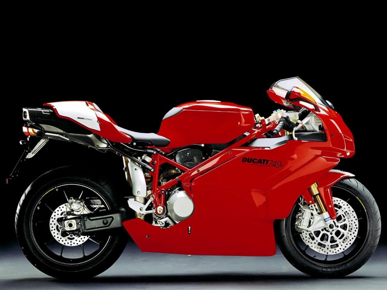 Ducati Superbike 749r Review