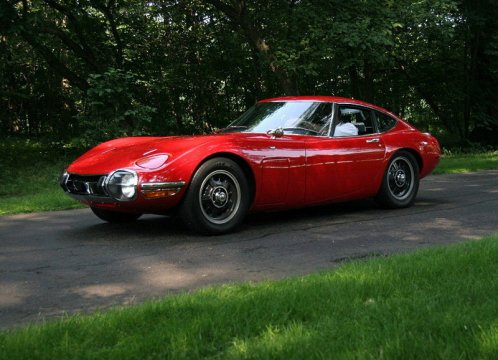 1967 - 1970 Toyota 2000 GT picture - doc85625