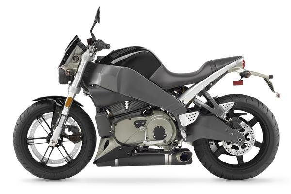 2007 Buell Lightning XB12Scg | motorcycle review @ Top Speed